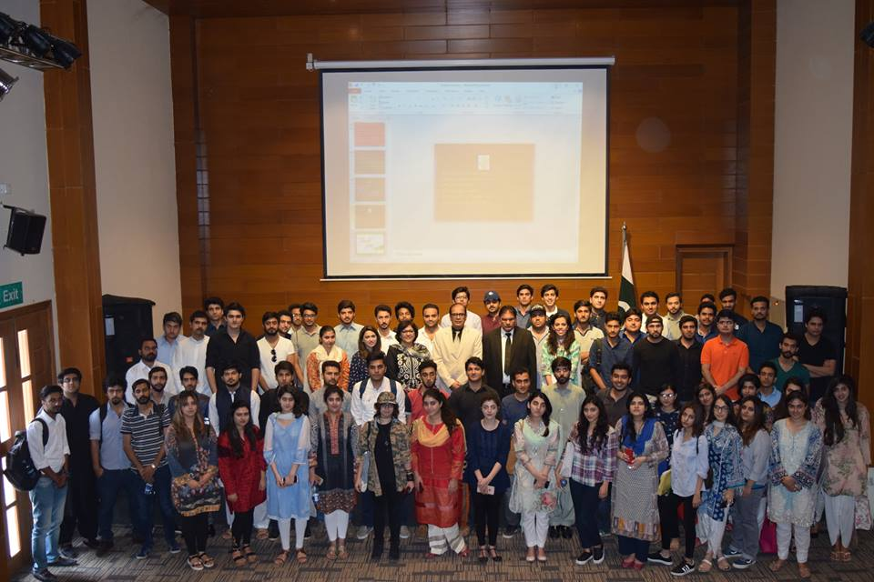 LLB – Guest Lecture