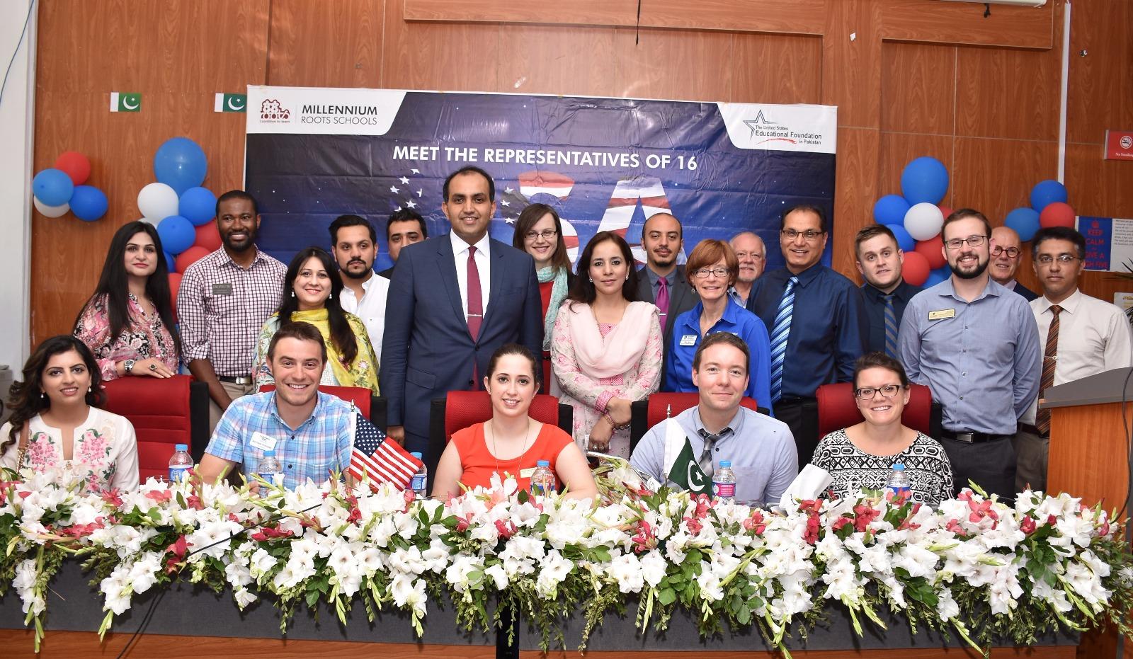 14 US universities representatives visit RMS