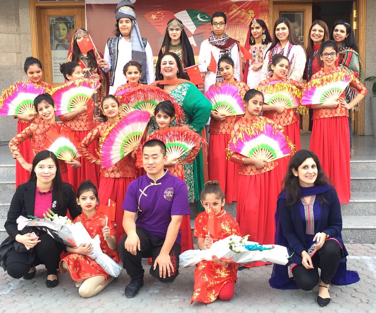 CRI, RMS arrange Chinese food fiesta
