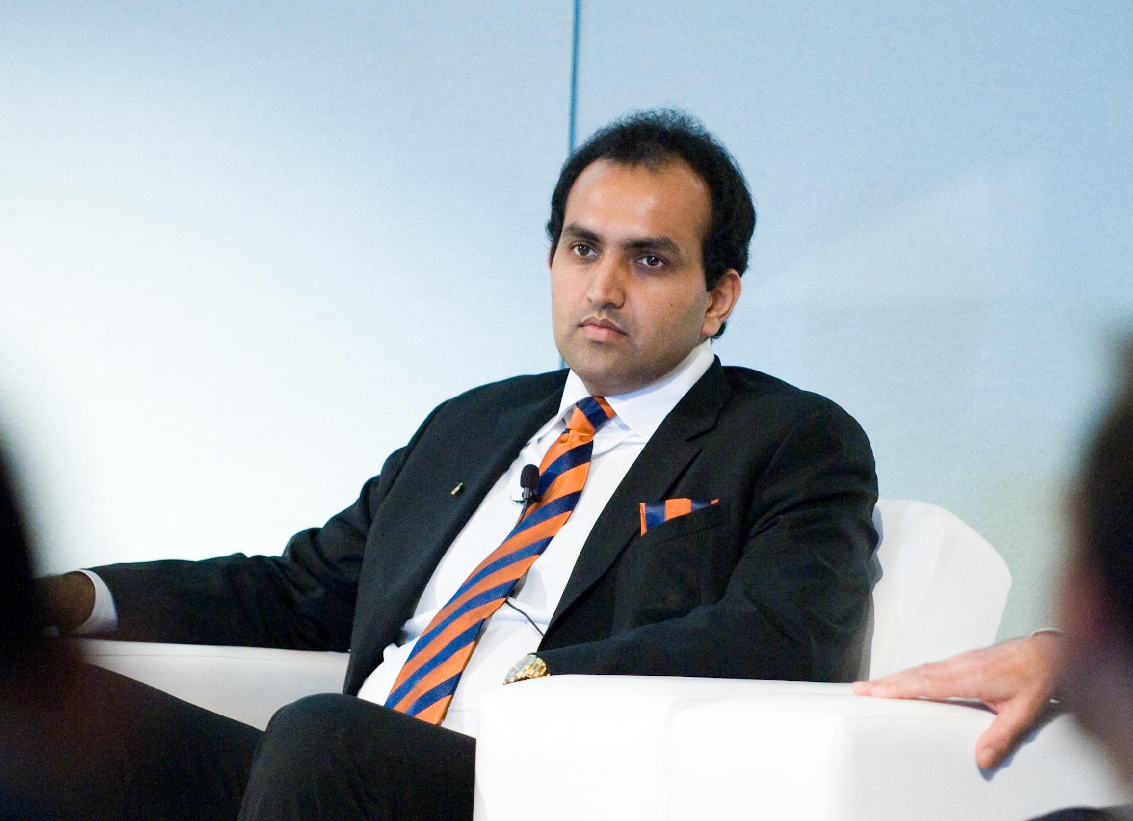 Faisal Mushtaq nominated as 'Book Ambassador'