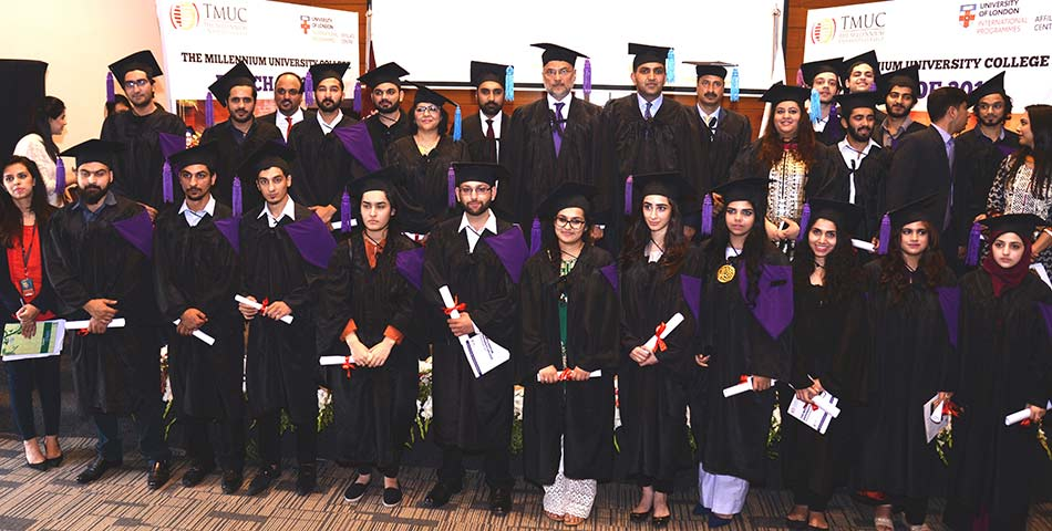 TMUC holds graduation ceremony
