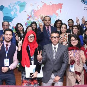 Diplomatic moot held at Millennium Campus