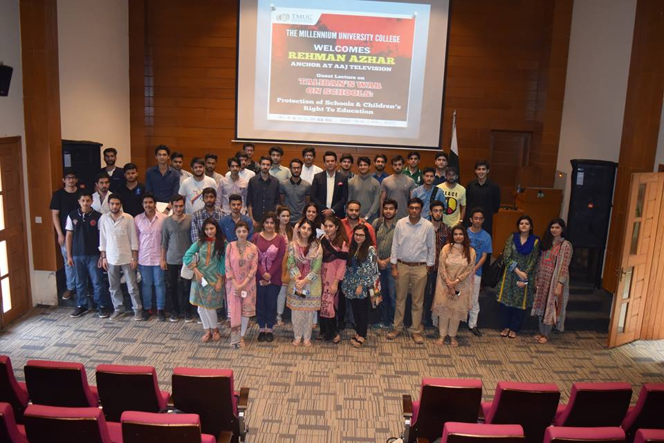 LLB Department – Guest Lecture
