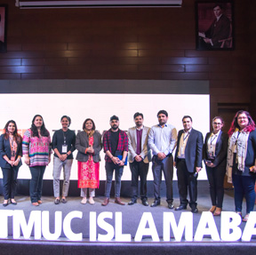 TMUC Islamabad organizes a stimulating TEDx Talk