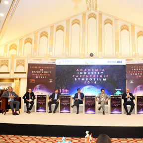 "TMUC holds a stellar ""ACADEMIA-INDUSTRY PARTNERSHIP SYMPOSIUM"" at the Marriott Islamabad"